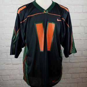 Miami Hurricanes #11 Ken Dorsey Football Jersey